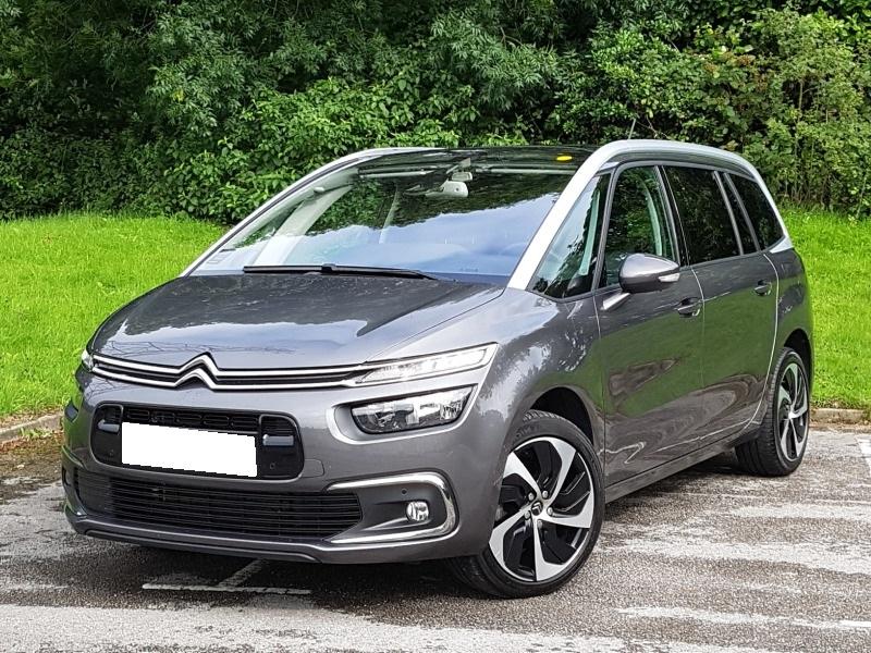 Citroën Gran C4 Spacetourer