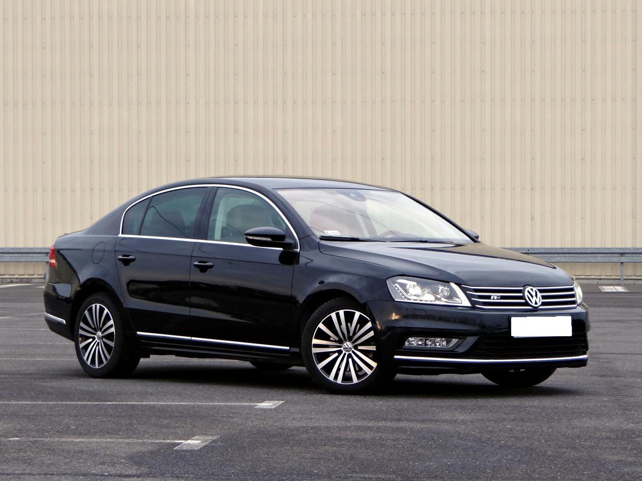 Volkswagen Passat Automático